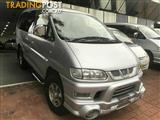 2006 Mitsubishi Delica ActiveField Just recently serviced Wagon