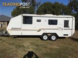 Trakmaster Simpson 21' Off Road Van