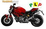 FOR RENT Ducati Monster 659 LAMS