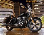 FOR RENT Harley-Davidson Dyna Switchback