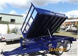CUSTOM MADE  AUSSIE TIPPER TRAILERS