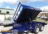 CUSTOM MADE HYDRAULIC TIPPER TRAILERS FROM $4990