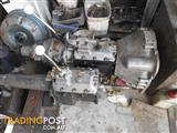 jag moss gearbox