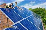 20.8 kW TIER 1 solar system w/ FRONIUS 20 kW 3 phase inverter