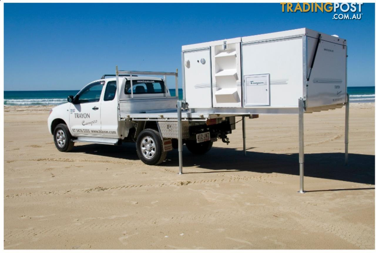 26 Cool Camping Trailers Townsville | fakrub.com