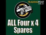 2014 TOYOTA HILUX MISC 6 WHEEL NUTS ONLY - TO BE SUPPLIED WITH SINGLE ALLOY WHEEL ONCE SOLD 123459: 09/11-08/15