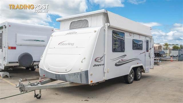 Cool 2011 CARAVAN JAYCO FINCH OB11CP CAMPER For Sale In Coffs Harbour NSW