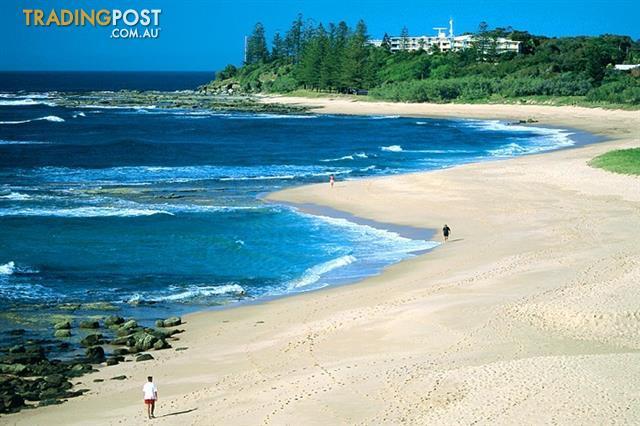 Shelly beach qld