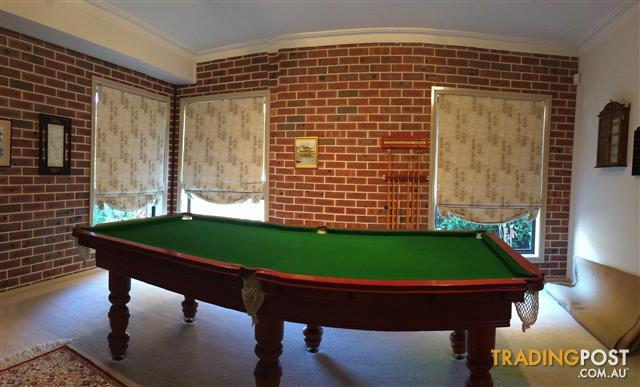 Master Billiards Pool Table X Foot With Full Accessories In - Master pool table