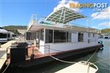 First Houseboat