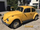 Rare VW Beetle 1972 Super Bug Automatic Free Delivery