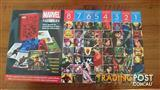 Marvel Fact Files comics