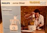 PHILLIPS JAMIE OLIVER FOOD PROCESSOR HR7782 still in the box.
