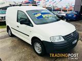 2006 Volkswagen Caddy 1.9 TDI 2K MY07 Van