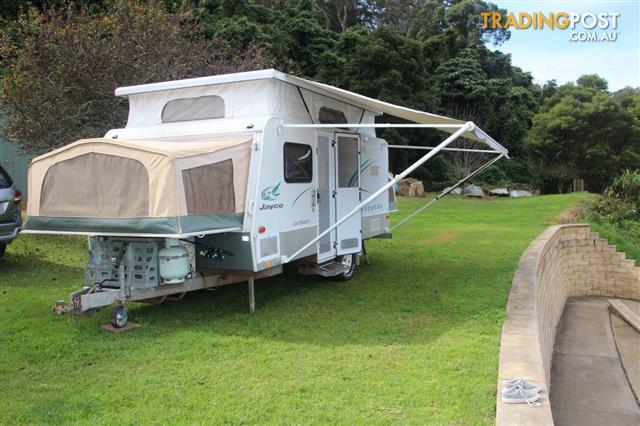 2008 Jayco Expanda Outback 16.49-3 (Shower/Toilet)