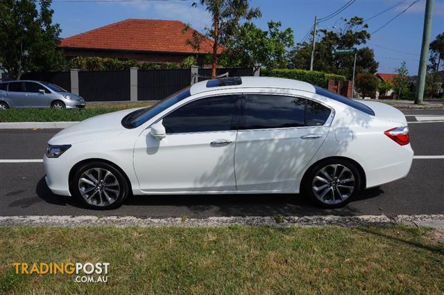 2014 honda accord v6 l 60 4d sedan for sale in homebush for Honda accord v6 for sale