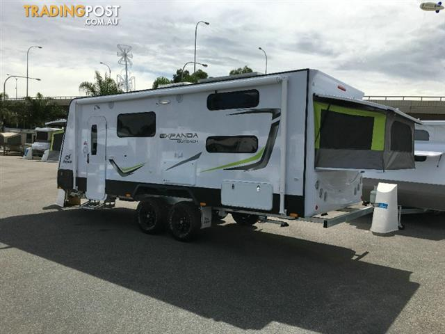 Lastest 2009 JAYCO EXPANDA OUTBACK For Sale  Trade RVs Australia