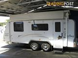 2009  CARAVAN JAYCO STERLING  17.55-3 POP TOP