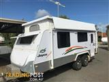 2012  JAYCO DISCOVERY  17.55-3OB POP TOP