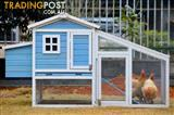 LARGE Chicken Coop , Rabbit Guinea Pig Hutch Ferret House
