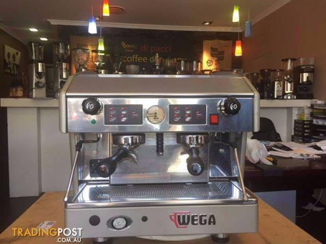 Cheap-10amp-2Group-Wega-CompactCommercial-Coffee-Espresso