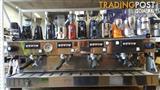 Cheap 4 Group La Marzocco Linea AV Commercial Coffee Machin