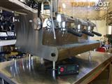 As New 3 Group Synesso Cyncra Commercial Coffee Machine