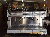 As New 2Group Wega Concept multi boiler Commercial Coffee Machine