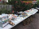 GARAGE SALE - SUNDAY 19/02/2017 - 15 MURRAY CRESCENT, ROWVILLE - 7AM - 12PM