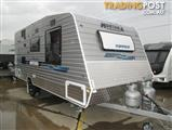 "Montana Mirage 18'6"" ....SOLD, But still on Display....Single Axle Tourer, Queen Bed, Full Ensuite, Washing Machine, Semi Off Road...."