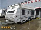 "Regent Cruiser Pop Top 17'6"" 2001 Model"