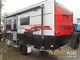 "Montana Mirage "" UNLIMITED "",... 2017 Off Road Model, Single Axle, Ensuite Model ( Optional Single Beds )"
