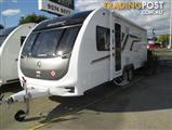 "Swift Explorer MK3 Model 645, 22'6"" Tandem Tourer, Ensuite ,Tare Weight 1580 KG...Just Arrived"