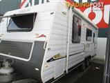 Kingston-Bell Park Royal 645, 2013 Model, 21'Tandem Tourer, Queen Bed and Ensuite