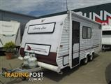 Luxury Line Caravan..1999 Model with Shower and Toilet