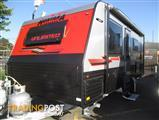 "Montana  18'6"" "" UNLIMITED "", 2017 Off Road Model, Single Axle, Ensuite Model, Coil Suspension..."