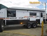 "2017  Traveller Utopia , 22'6"" Rear Cafe Model, OFF ROAD, ....Sold...Queen Bed, Full Ensuite, Zoned Living....."