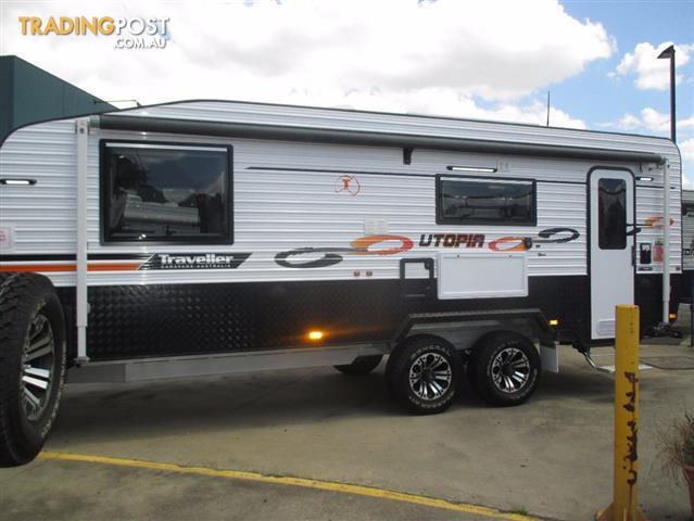 Traveller Utopia Caravans For Sale