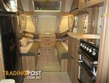 Swift Explorer 580 MK3,  New 2017 Model Release, Island Double Bed, Full Ensuite, New Bigger Fridge,