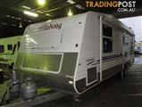 Billabong Kalbarri 23' Tourer Caravan, Queen Bed, Ensuite, Satellite Dish.....