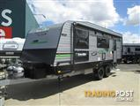 "Traveller Utopia 21'6"" Off Road Caravan, Simplicity Suspension, Queen Bed and Ensuite"
