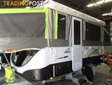 2015 Jayco Swan Outback Camper Trailer, The Family Favourite, with all the Options
