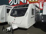 2015 SWIFT EXPLORER Model 4, ...SOLD... Lightweight Single Axle Tourer, Shower and Toilet....