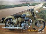 2016 Royal Enfield Classic 500   Road
