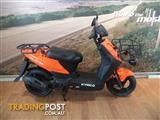 2017 Kymco Agility 125   Scooter