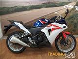 2011 Honda CBR250R   Sports