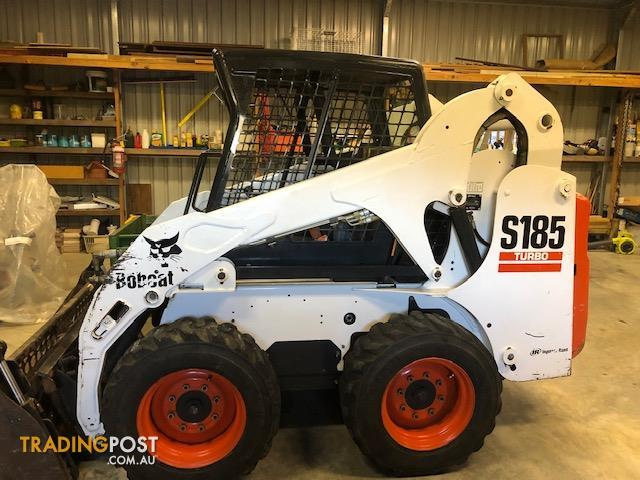 Bobcat-S185-Turbo-Skid-Steer