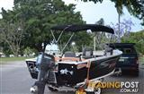 2011 Stacer 469 Outlaw Alloy Runabout