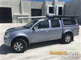 2006 HOLDEN RODEO LT RA MY06 UPGRADE CREW CAB P/UP