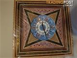 Persian minakari clocks for sale